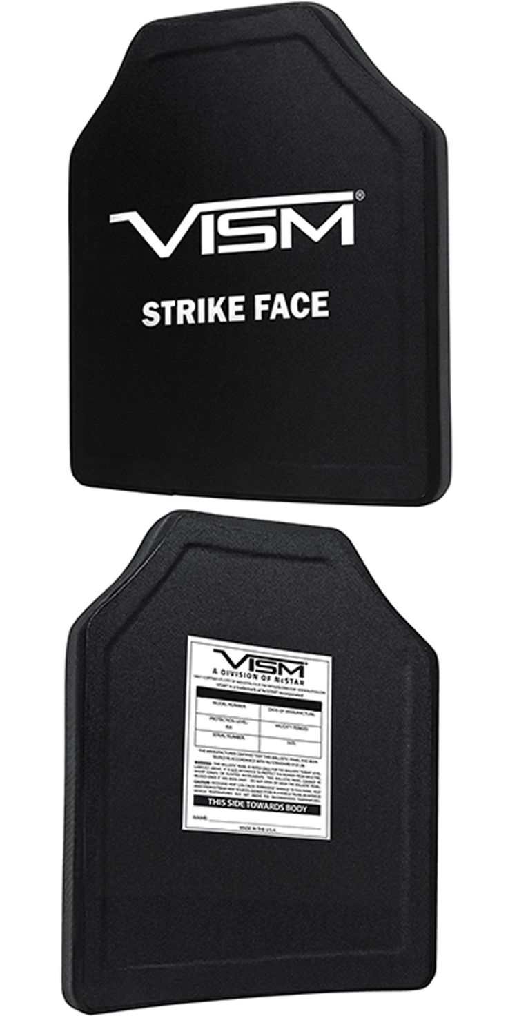 Body Armor and Plates 102537: Vism 10 X12 Level Iii Uhmwpe Ballistic Body Armor Plate Hard Panel Shooters Cut -> BUY IT NOW ONLY: $164.99 on eBay!