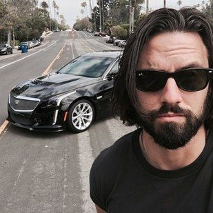 When he basically pulled off every form of facial hair. | 17 Times Milo Ventimiglia Blessed Us In 2016