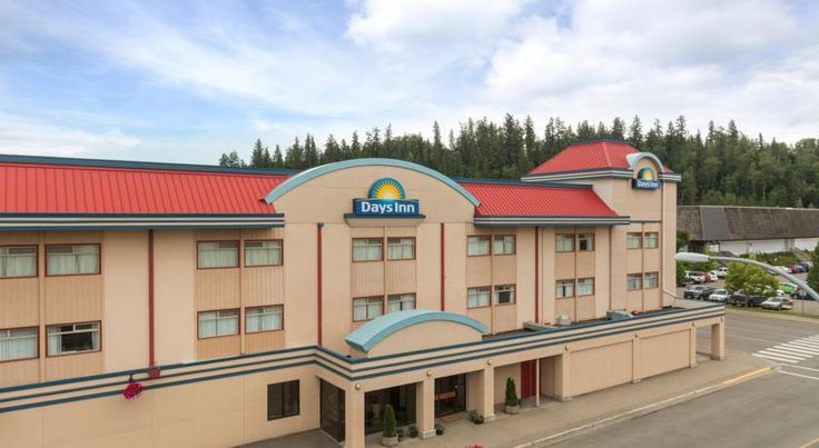 Days Inn Downtown Prince George Prince George Located in British Columbia, this hotel is less than a 5 minute walk from Prince George Civic Centre. It features a gym, restaurant, billiards and rooms include free WiFi.