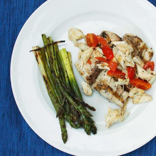 Grilled Mahi-Mahi with Jumbo Lump Crab meat Recipe on Yummly. @yummly #recipe