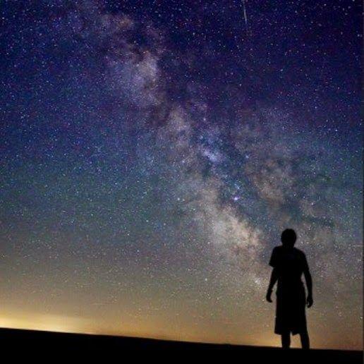 Semua cahaya bintang yang anda lihat di langit berasal dari masa lalu
