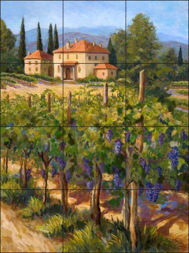 39 best Tile Murals - For Kitchen & Baths images on Pinterest   Tile ...