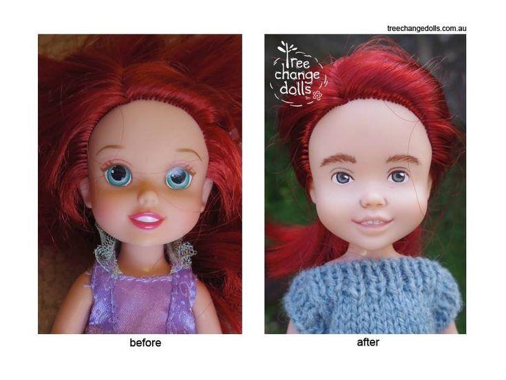 Zdjęcie numer 4 w galerii - Z wampa w dziewczynkę. Dlaczego Sonia Singh przerabia lalki Barbie?