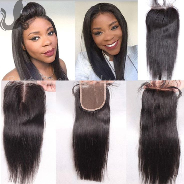 8a Unprocessed Human Virgin Brazilian Human Hair Lace Closure 3 Part/Middle Part/Free Part Bleached Knots 4x4 Brazilian Straight Top Closure Wavy Closure Weave Closure Pieces From Daisyhumanhairwig, $41.05| Dhgate.Com