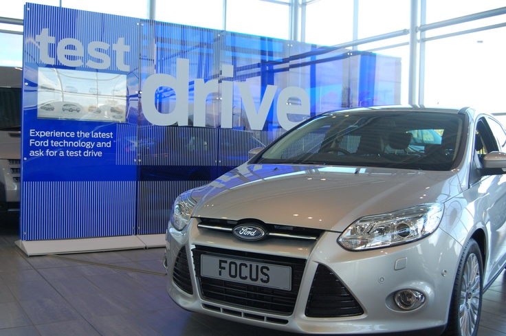 The new Ford Focus is ready to test drive at our Dunton dealership in Essex.