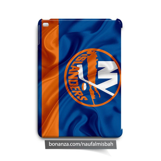 New York Islanders Ruffles Silk iPad Air Mini 2 3 4 Case Cover