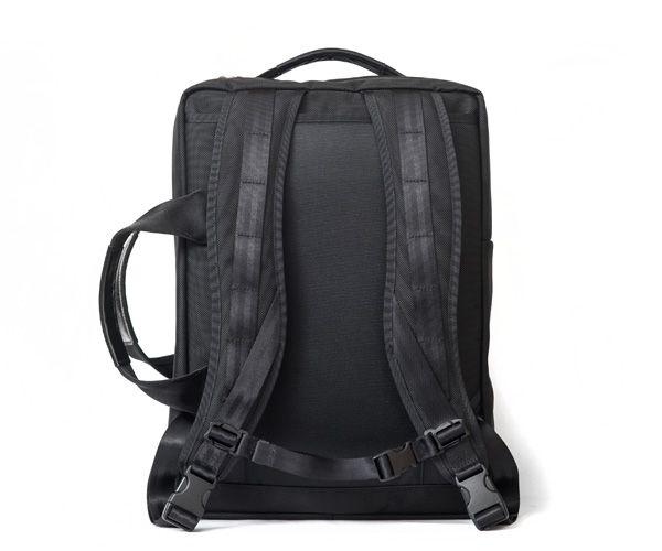 beruf baggage ベルーフバゲージ ビジネスバッグ brf-UC04-HD Urban Commuter 2x3 WAY BRIEF PACK HD,日本の鞄職人が1つ1つ作り上げる「UC 2x3 WAY BRIEF PACK」は都市通勤者のためにデザインされた特別なブリーフパックです
