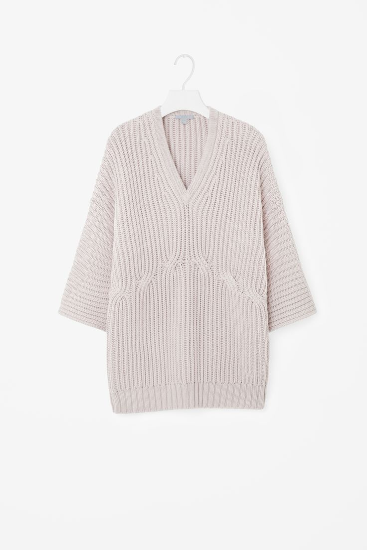 COS | Chunky cable-knit jumper