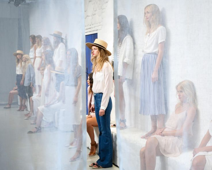 JOIE SS14 Collection #NYFW #FashionWeek