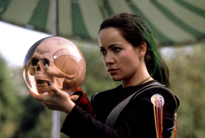 the bowlers skull bowling ball from mystery men iconic