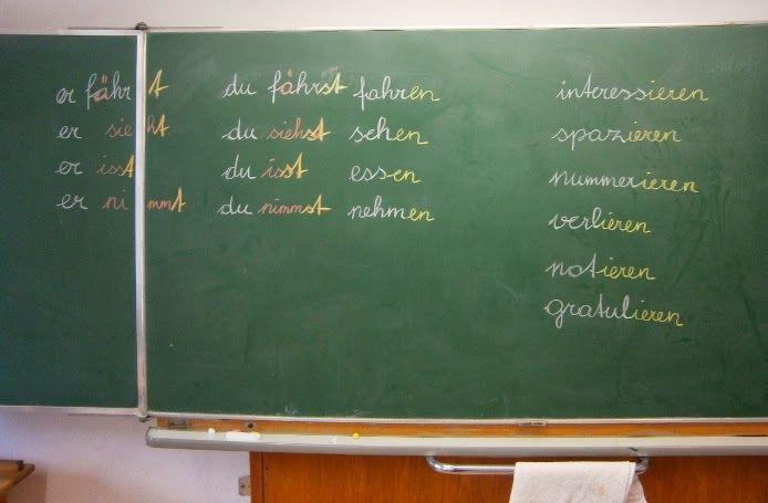 Das verfuchste Klassenzimmer: Wie wir Lernwörter üben