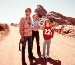 Three For The Road - short-lived series with Leif Garrett & Vincent Van Patten