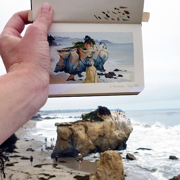 61 best Plein-air images on Pinterest | Art drawings, Sketches and ...