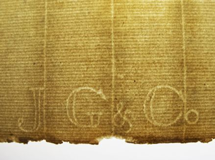 Water Marks Found in the Bank of North America Collection, II | Historical Society of Pennsylvania