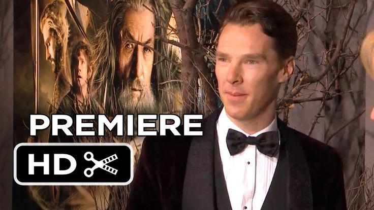 The Hobbit: The Desolation of Smaug - LA Premiere Highlights (2013) - LO...