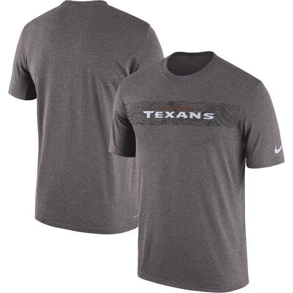 84c75963 Houston Texans Nike Sideline Seismic Legend Performance T-Shirt ...