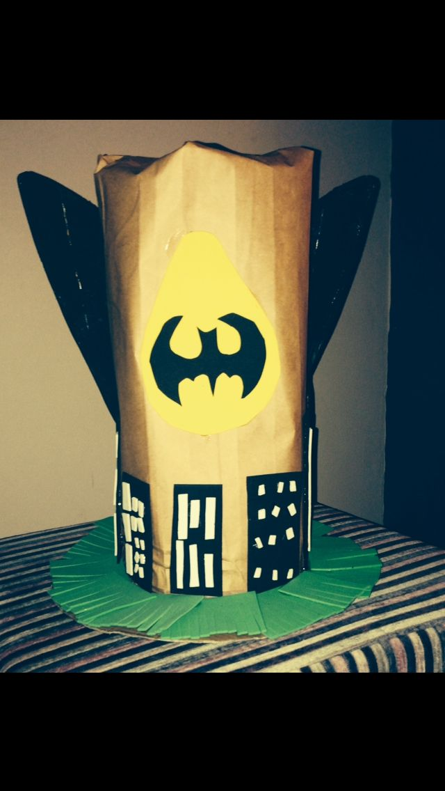 Bat bunny; easter bonnet for boys