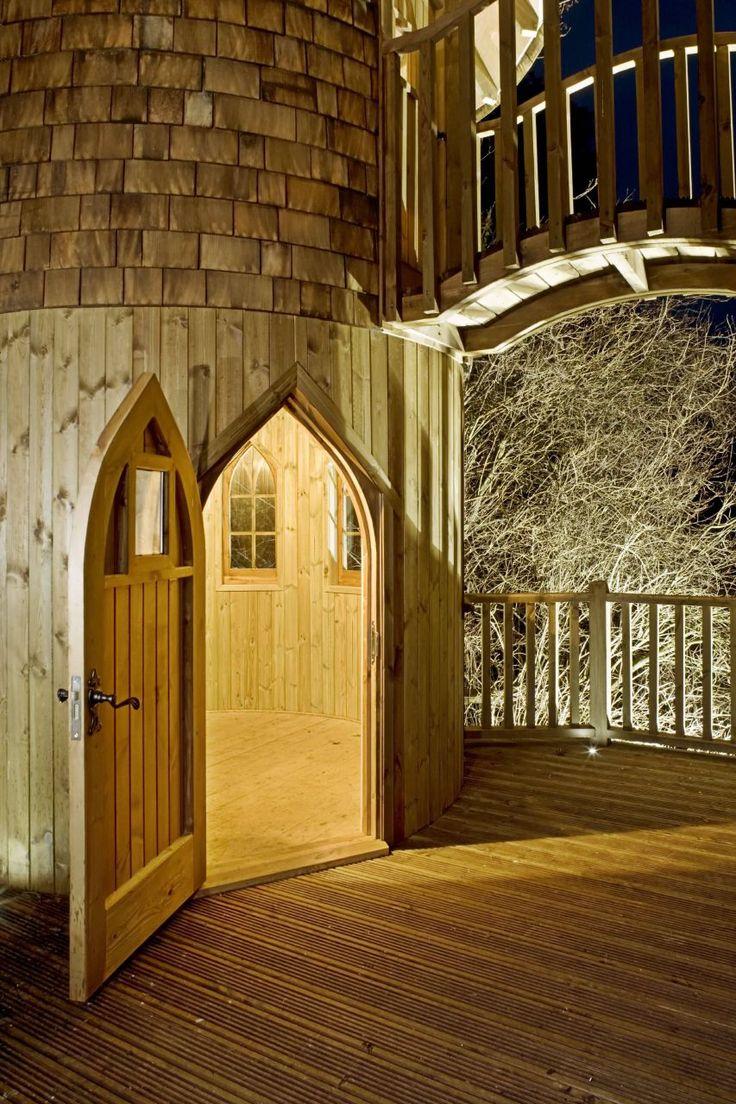 Blueforest treehouse