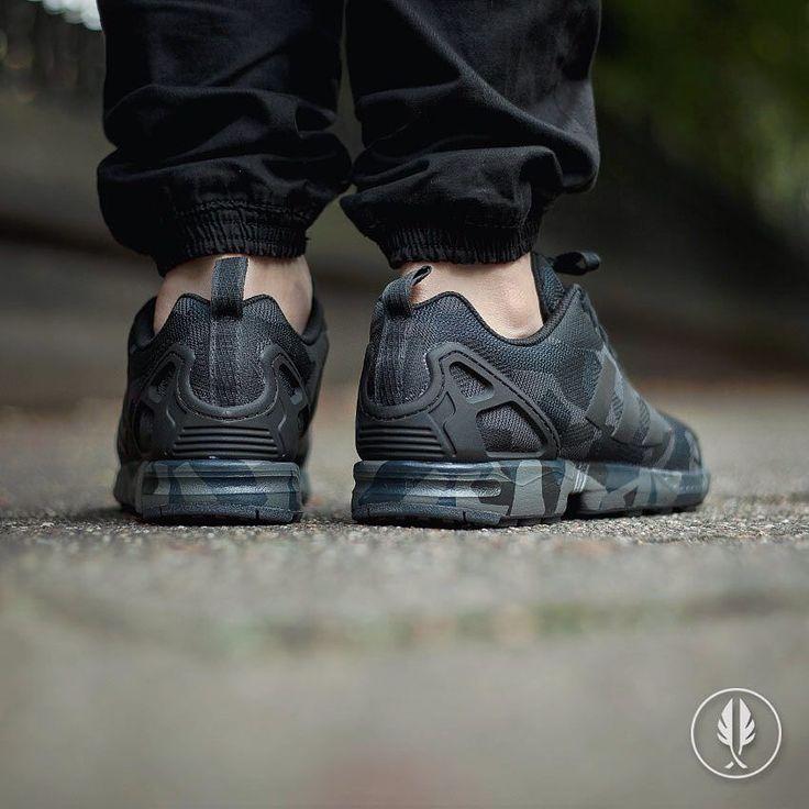 """Adidas ZX Flux Camo"" Black   Now Live @afewstore   @adidas @adidas_de @adidasoriginals @adidas_gallery @teamtrefoil #adidas #zxflux #camo #black #solecollector #kicksonfire #sneakercollection #sneakerheads #sneaker #womft #sneakersmag #wdywt #sneakerfreaker #sneakersaddict #shoeporn #nicekicks #complexkicks #igsneakercommunity #walklikeus #peepmysneaks #igsneakers #kicksology #smyfh #kickstagram #trustedkicks #solenation #todayskicks #kotd"