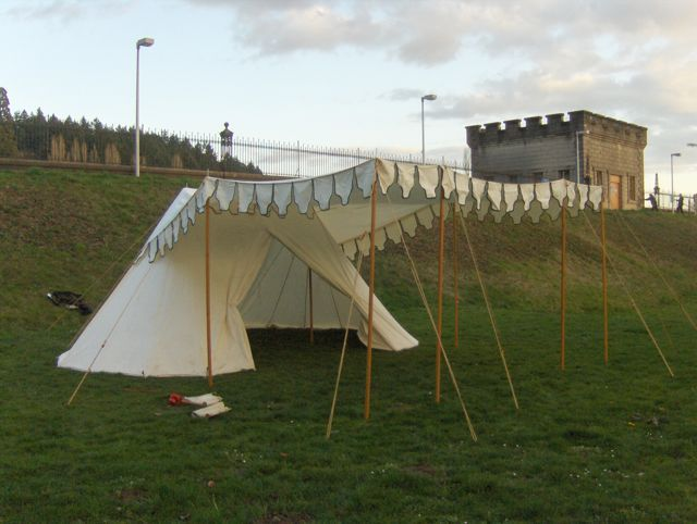 37 Best Tents With Ridge Poles During The Tudor Period