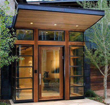 Aký názor máte vy na celo-sklenené vchodové dvere? Podľa mňa je to sakra nebezpečné! http://ddtrade.sk/clanky/sklenene-vchodove-dvere-ano-ci-nie