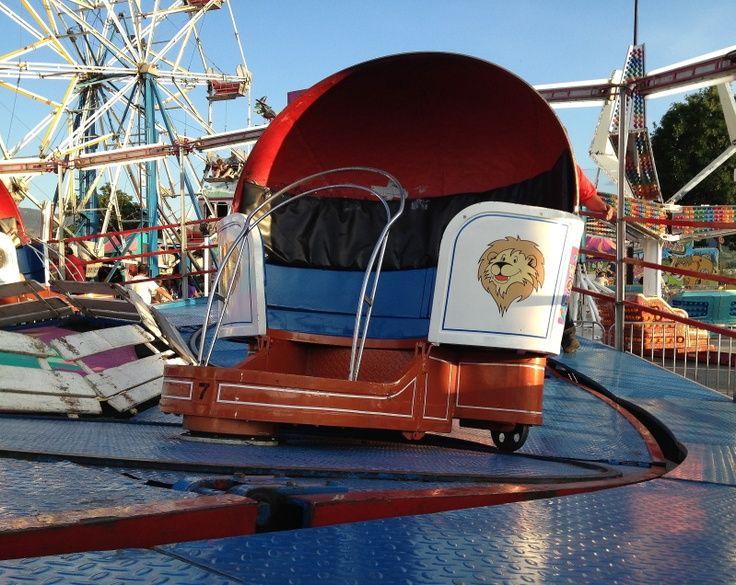 Pictures Of Idora Park Antique Car Ride