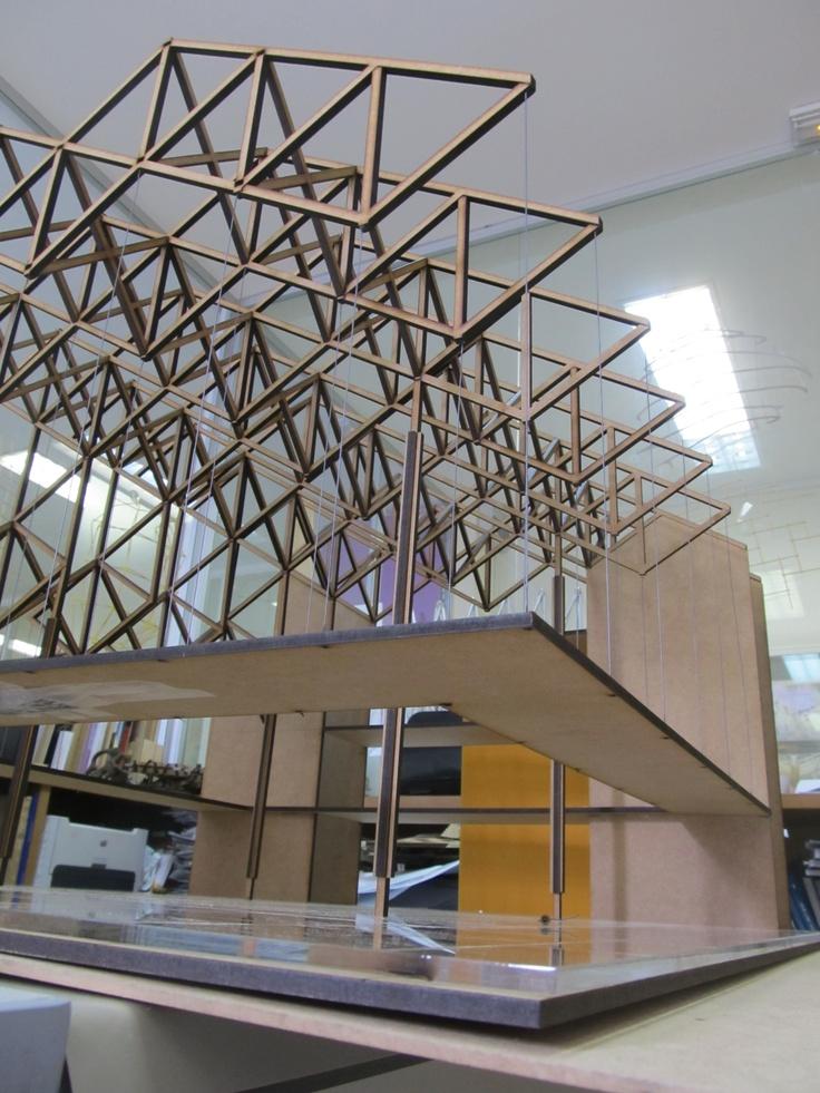 Estructuras Especiales. ETSA Universidad de Sevilla