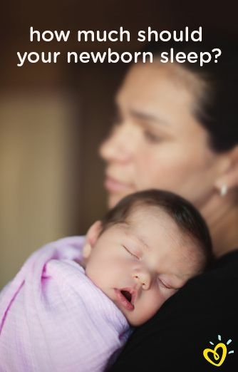 As a new parent, it can be challenging to know if your new baby is sleeping enough. During the first few weeks, newborns can sleep up to 16-20 hours a day in 3-4 hour stretches. Take a look at these helpful tips for getting your baby to sleep safely and peacefully, especially during these early stages.