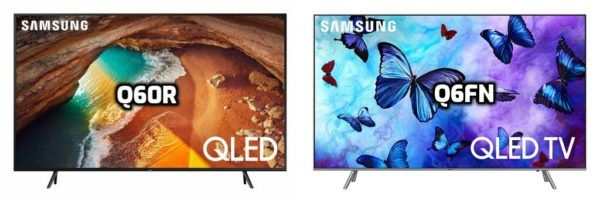 Samsung Q60R vs Q6FN Review - What are their differences