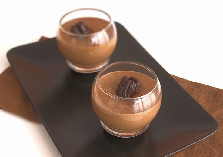 szczypta smaQ: Mus z czekolady