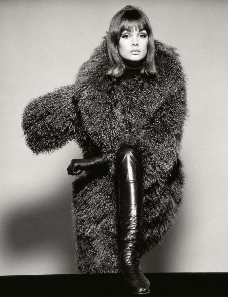 1964, Jean Shrimpton, Photographer: David Bailey