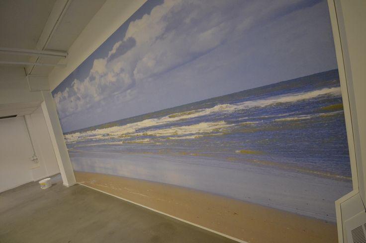 17 beste idee n over strand kantoor op pinterest strand thema kantoor strand slaapkamer decor - Kantoor decoratie ideeen ...