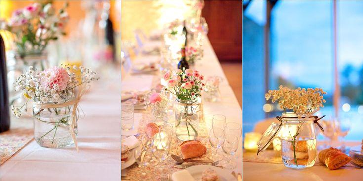 décoration mariage pastel