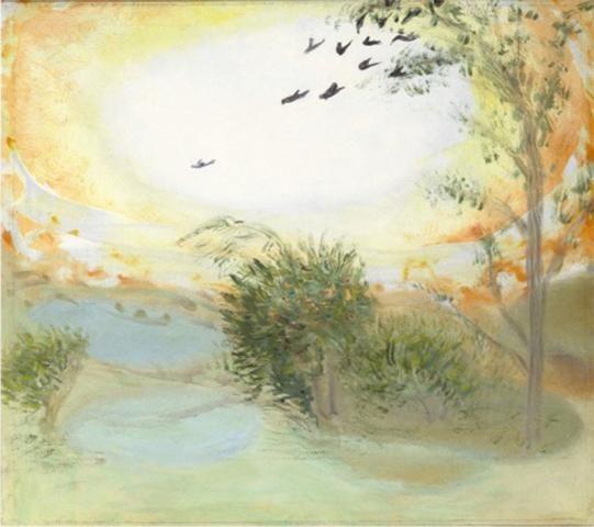 Daybreak | Winifred Nicholson