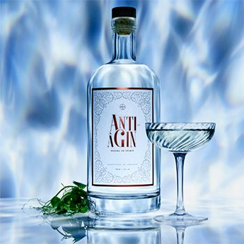 """Bompas & Parr creates 'anti-ageing' gin, containing collagen and botanicals, it is described as """"the alcoholic equivalent of a facial"""""""