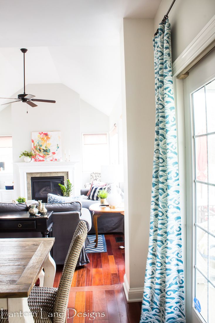 How To Make Your Curtains Look More Expensive Home Decor Decor