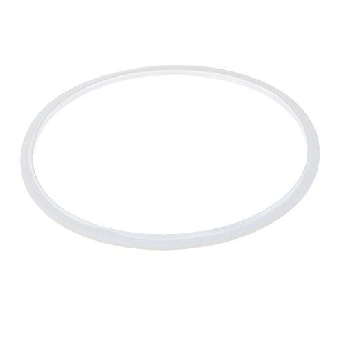 Rubber Pressure Cooker Part Gasket Sealing Ring 26cm Inner Dia Clear ** Click image to review more details.Note:It is affiliate link to Amazon.
