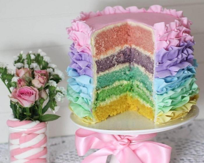 Торт вид сверху фото 2