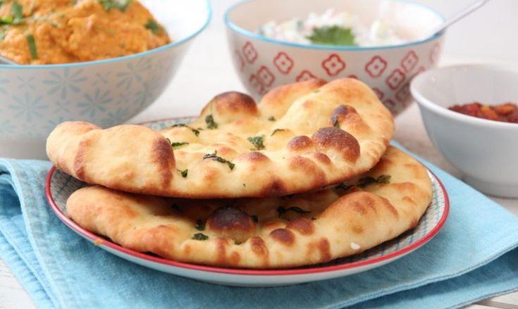 Nan er et mykt, flatt brød som er selvskrevent tilbehør til indiske smaker, som for eksempel den indiske kyllingsuppen, kylling tikka masala og kylling curry. Tradisjonelt stekes nan i en tandooriovn…