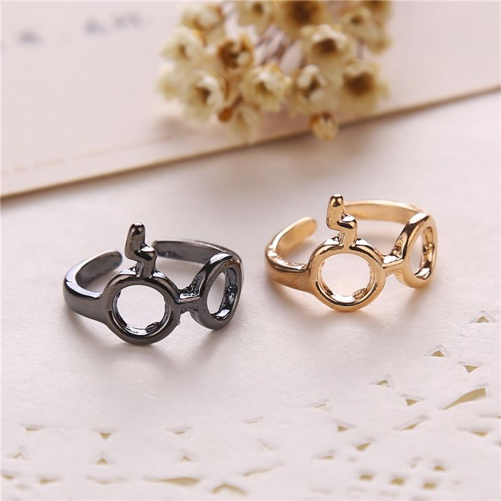 Cheap Rings, Buy Directly from China Suppliers:harry potter deathly hallows bracelet leather rope vintage retro gold snitch owl wings for men and women Luna Lovegood w