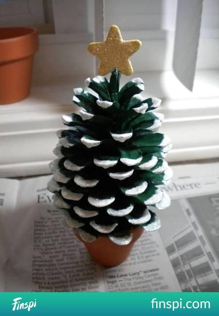 cone Christmas tree #gifts