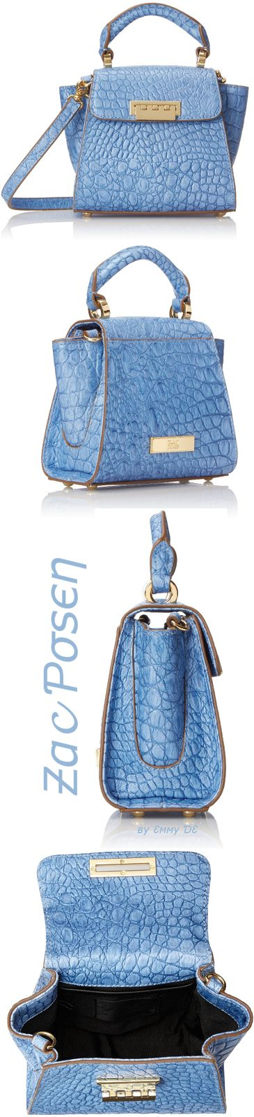 Brilliant Luxury by Emmy DE * Zac Posen 'Eartha' Mini Top Handle Bag 2015