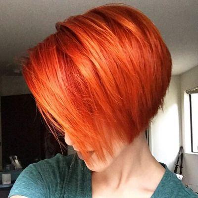 red orange hair gorgeous