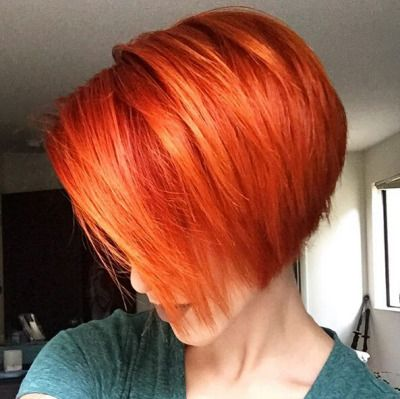 red orange hair gorgeous