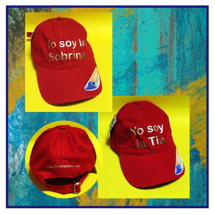 Gorras personalizadas y/o publicitarias