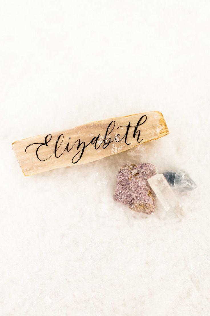 Icy Pastels - Styled Shoot — Jennifer Bianca Calligraphy