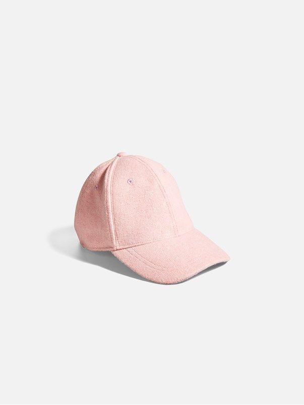 Caps | | Vaalea pinkki | BikBok | Suomi