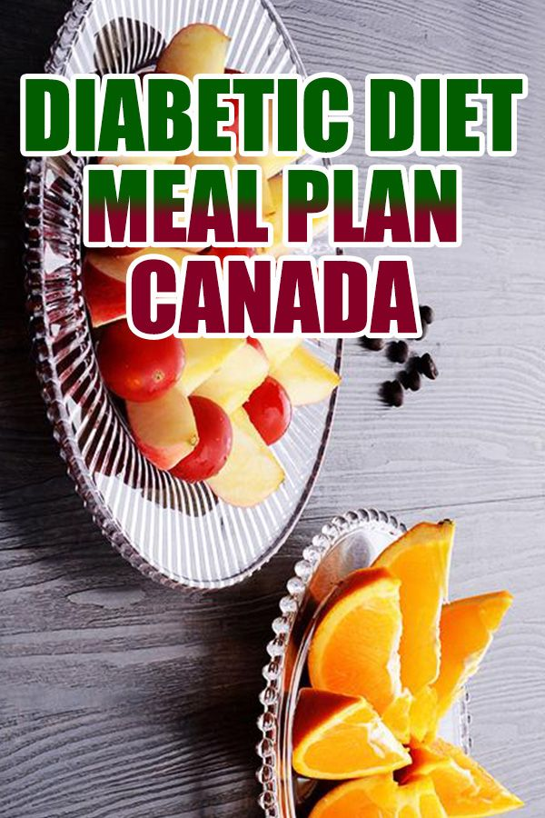 Diabetic Diet Meal Plan Canada Diabetic Diet Meal Plan Diet Meal Plans Diabetic Diet