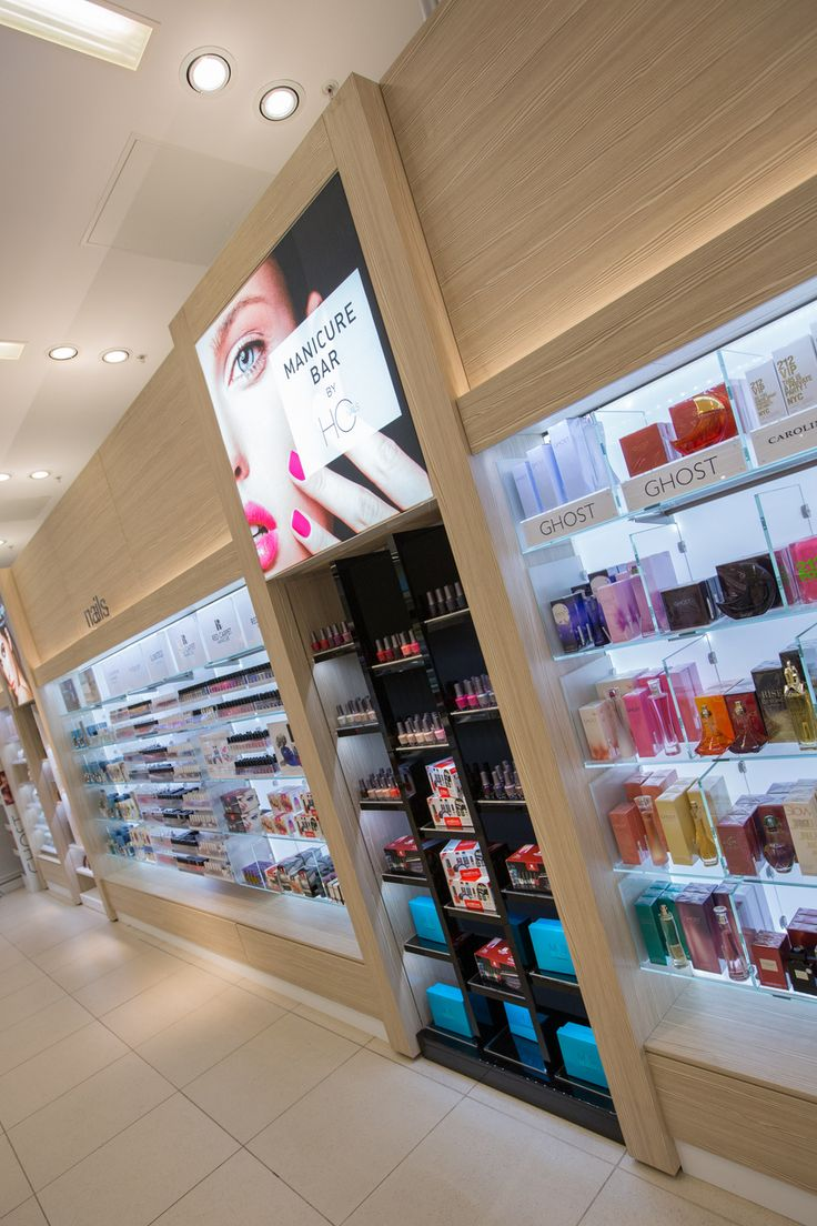 Marks and Spencer Beauty, White City, London by Retail Design Associates