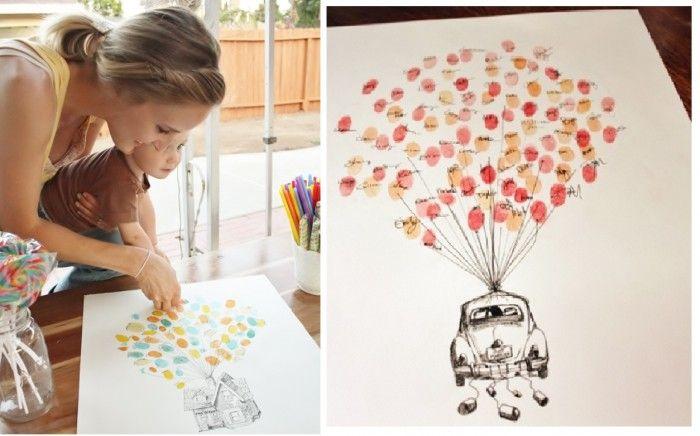 Maria Chiquinha: Inspiração   Árvore de assinaturas dos convidados!